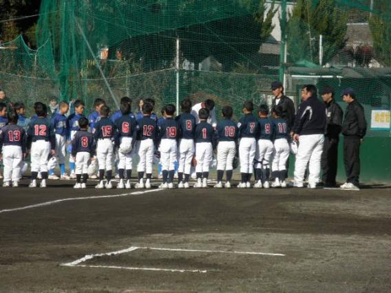 2013-12-22マイナー練習試合vs犬山