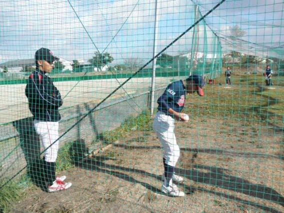 2013-12-08東邦ガス野球教室