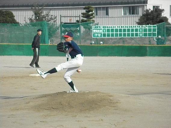 2013-12-01練習試合vs伊勢